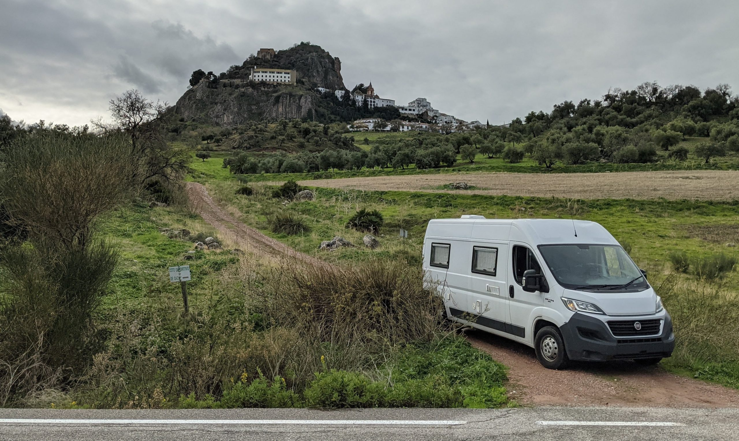 Van Life In Portugal, 2020